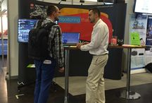 IT Future Expo Wrocław 2015 / AdRem Software presents the NetCrunch network monitoring system in Wrocław, Poland during the IT Future Expo