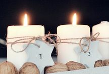 ADVENT CALENDAR / beautiful ideas for a diy advent calendar