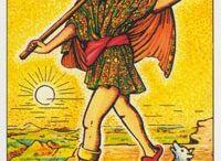 Tarot 0. The Fool Dwaas