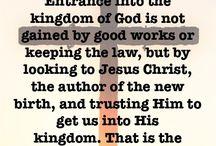 Just Jesus Evangelist Campaign Quotes