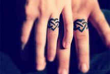 tattoos / by Mary Yoshinaga