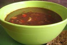 Recipes-soup