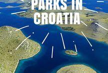 Travel: Moodboard Croatia / Future roadtrip Croatia