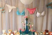 Bestie bridal/party ideas ....