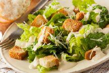 Saláták, zöldséges ételek - Salads, vegetable foods