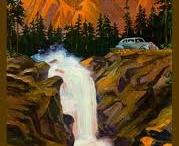 Yellowstone and Montana / by Morning Glory Coffee