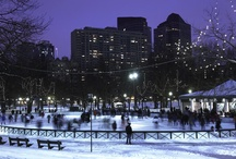 Winter / Our favorite things to see, eat, and do in #Boston and greater #NewEngland in the #winter.