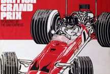 F1 Classic  Posters