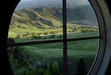 Rooms with a View / Cool rooms, and little niches