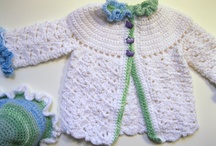Crochet for Babies and Toddlers - Pink Bow Shop / by Pink Bow Shop