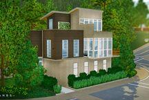 Simberry Houses