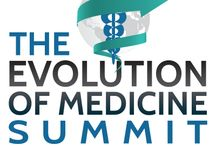 Evolution Of Medicine Summit / Do you know what medicine will look like in 5-10 years and how it will affect you?  YOU SHOULD!  The Evolution of Medicine Summit is online & FREE from September 8-15, 2014 Register at http://wendybottrell.com/evolution-of-medicine-summit/