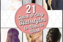 Hairstyles/Makeup