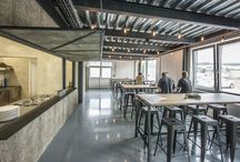 coffee, commercial spaces