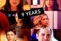 One Tree Hill / The TV show that changed my life for the better. It taught me to appreciate life, and introduced me  to my new love of music