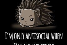 Antisocial/Asocial