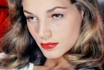 Hollywood 40's Bacall Lauren