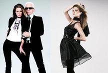 Fashion design / collection of fashion design