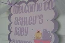 Girl Baby Showers