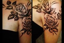 tattoos / by Ashley Wakely