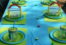 Party Ideas - Bugs