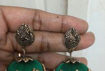 Anuhya Jewelry| Silk Thread Jewelry