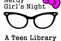 Library--Teen Programming