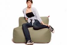 sedenie - stolicky,vaky, futony