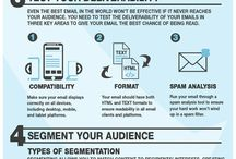 E-Mail / E-Mail Marketing, Design, Strategies and content