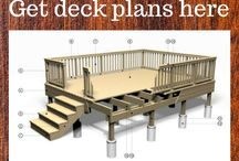 Deck Dreaming / Deck ideas for cottage