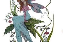 My artwork - Fairies / My artwork