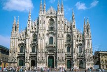 Discover Milan / Milan is an urban traveler's dream—a historical, beautiful city with a contemporary vibe. Home to the likes of Leonardo Da Vinci and Giorgio Armani, it is evident Milan has been—and continues to be—the cradle of Italian creativity. / by The Westin Palace Milan