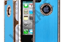 Bling deksler iPhone 5