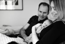 Newborn Lifestyle Photography / At home photography sessions capturing everyday life and telling the story of newborns in their own home.