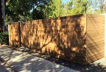 Ipe Wood Fences
