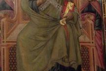 San Pietro in Trono (1307). Maestro di S. Cecilia / San Pietro in Trono (1307). Maestro di S. Cecilia, Firenze, Chiesa dei Santi Simone e Giuda