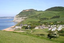 Golden Cap and Highlands End / Self catering luxury lodges and superior caravans in Dorset