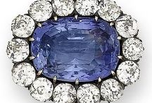 Sapphire jewels
