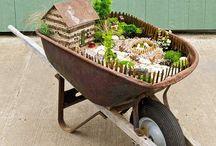 Garden/ puutarha / Kaunista puutarhassa, parvekkeella yms...
