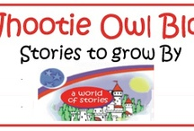 Blog, by Whootie Owl / The latest postings, kids discusssions, articles on storytelling from Whootie owl