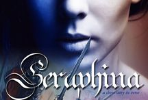 """Seraphina: a short story in verse / """"All were about to fall from the den of the hyena, For the Order had not foreseen the strength of little Seraphina.""""  A short story written entirely in verse. Available from Amazon Worldwide."""