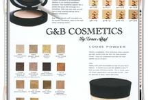 G&B COSMETICS             By: Grace Abad / www.graceabad.com