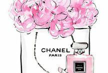 ts2 cc paintings Chanel 1