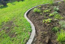 Garten Einfassungen