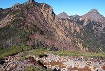 権現岳(八ヶ岳)登山 / 権現岳の絶景ポイント 八ヶ岳登山ルートガイド。Japan Alps mountain climbing route guide