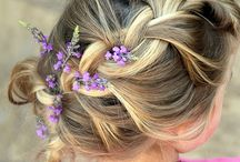 Braids!! I just adore them!! / by ~allthingsshabby~