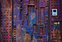 Doors. I want cool ones / by Mategracilis