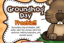 Good morning it's ground hogs day