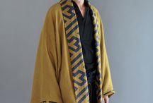 Linen Clothing Inspiration / Japan-inspired linen-based clothing line