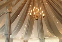Drapes and Aisles decor / by Magalie Leger